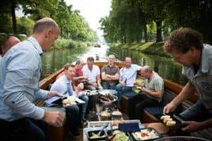 BBQ Boot Breda