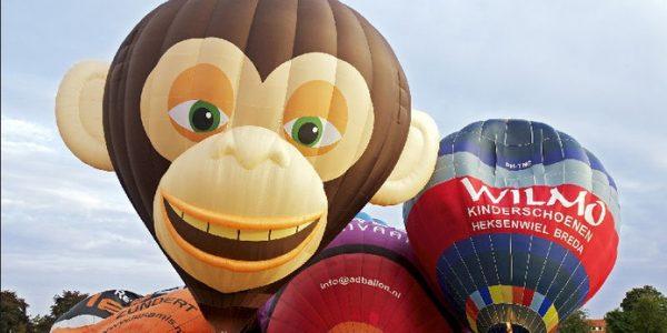 Ballonvaart Breda