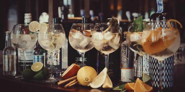 Gin tonic Breda