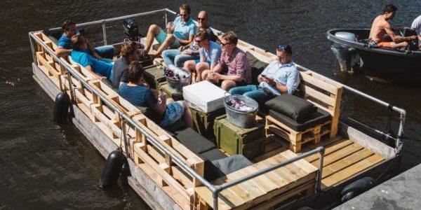 Loungeboot Breda