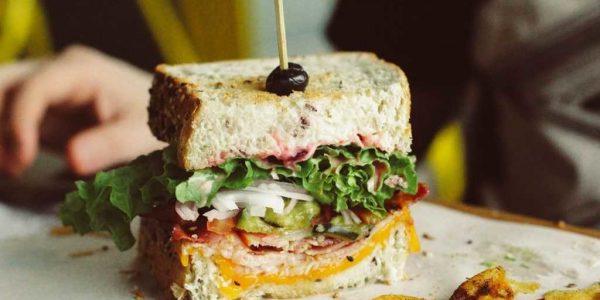 Lunch Breda