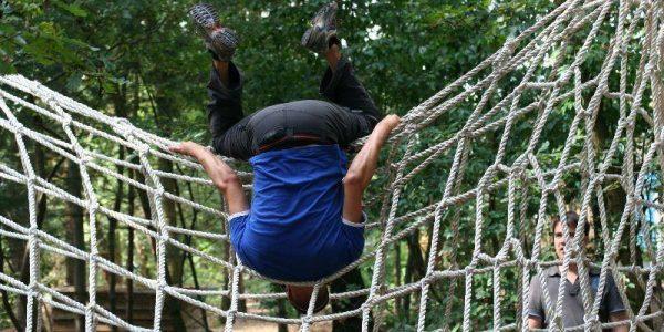 Outdoor activiteit the adventure game Breda