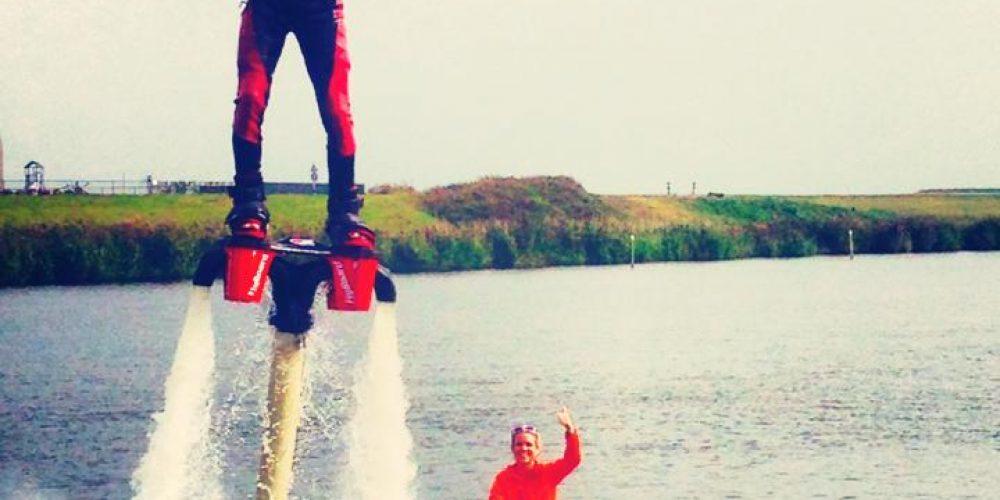 wakeboarden : waterskïen Breda